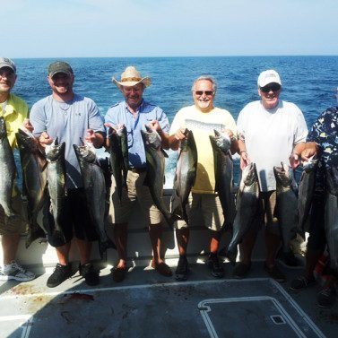 captain j hook fishing charters